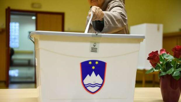 DZ potrdil spremembe meja volilnih okrajev (foto: Nebojša Tejić/STA)