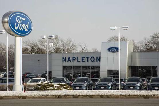 Ford bo za izdelavo električnih avtomobilov v Nemčiji namenil milijardo dolarjev