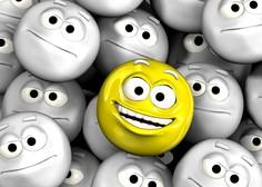 Pozabite smeškota, ki joka od smeha, generacija Z prisega na drugačen emotikon!