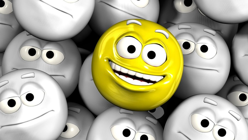 Pozabite smeškota, ki joka od smeha, generacija Z prisega na drugačen emotikon! (foto: profimedia)