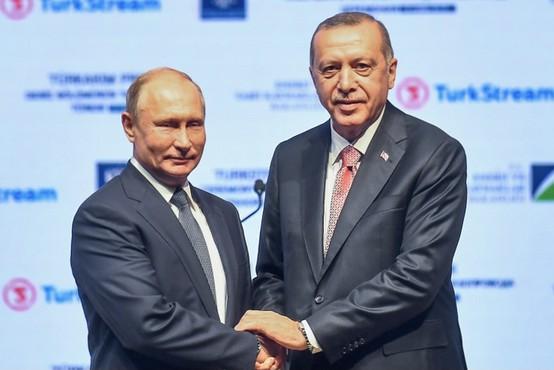 Zakaj Putin in Erdogan ne (z)moreta razumeti evropskega tipa demokracije
