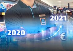 Kar 25 % višja plača v zadnjih dveh letih - tudi to se dogaja v Sloveniji!