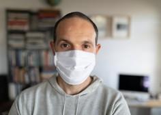 Sedemdnevno povprečje števila potrjenih okužb se je spustilo pod 800
