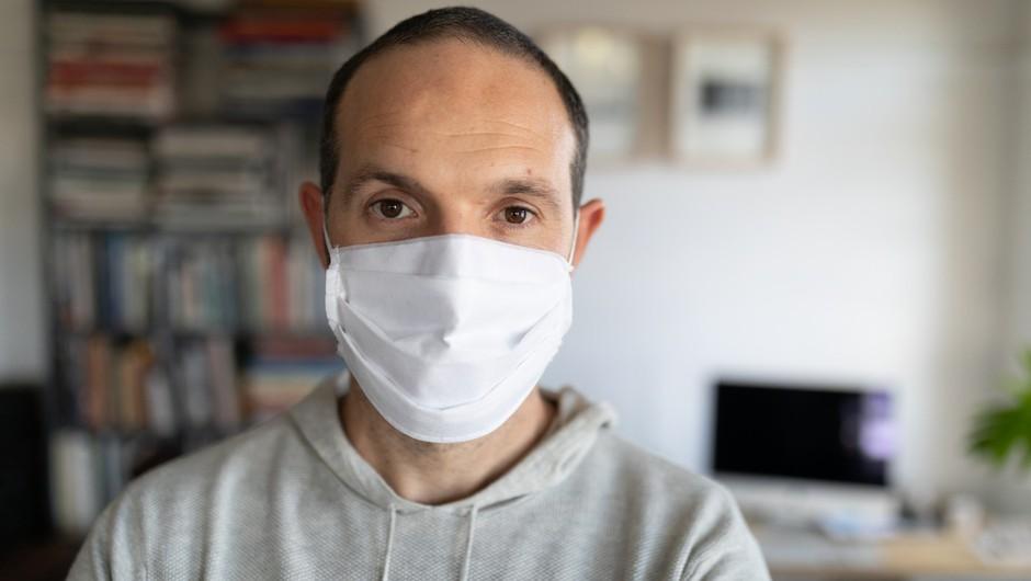 Sedemdnevno povprečje števila potrjenih okužb se je spustilo pod 800 (foto: Profimedia)
