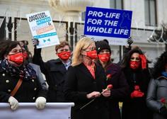 Še ena zvezna država v ZDA na poti do prepovedi splava, zadnjo besedo bo imelo vrhovno sodišče