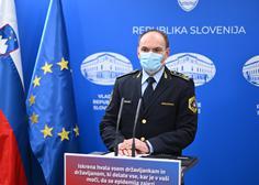 Policija za konec tedna napovedala poostren nadzor v prometu, na smučiščih in v turističnih krajih