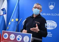Civilna zaščita je v drugem valu epidemije usmerjena kadrovski in materialni podpori zdravstvu