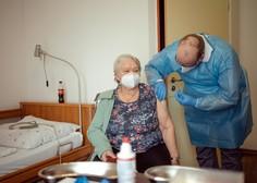 Cepljenje starejših od 80 let se bliža cilju, z več cepiva bi šlo hitreje