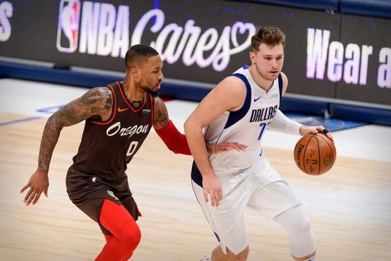 Dončić tudi letos izbran v prvo peterko na tekmi zvezd lige NBA