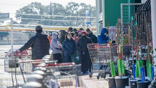 Zimsko vreme v ZDA prizadelo številne države, najhuje je v Teksasu (foto: profimedia)