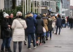 Trend upadanja okužb se upočasnjuje, ponovno se krepijo nekatera žarišča po državi