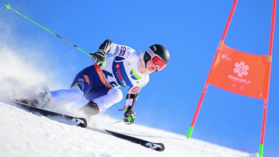 Andreja Slokar: Dosegla sem najboljši rezultat v karieri, a vem, da lahko naredim več (foto: profimedia)