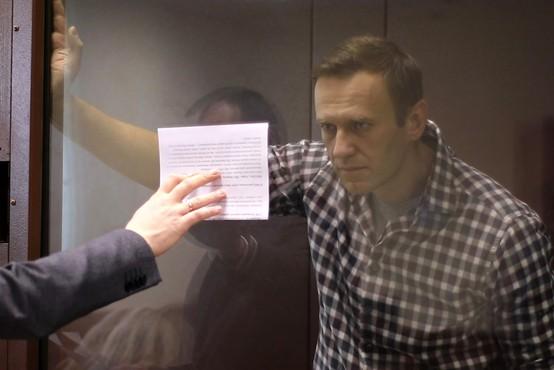 Navalnemu zavrnili pritožbo in ga obsodili še zaradi obrekovanja