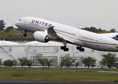 """Z neba """"deževali"""" ostanki letalskega motorja, ki ga je razneslo kmalu po vzletu"""
