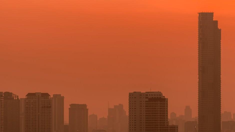 V petih največjih mestih zaradi onesnaženega zraka lani 160.000 prezgodnjih smrti (foto: profimedia)