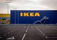 V ljubljanski Ikei še zadnje priprave na četrtkovo odprtje