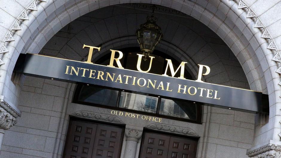 7 bizarnih zahtev, ki se jih mora vsakodnevno držati osebje Trumpovih hotelov (foto: profimedia)