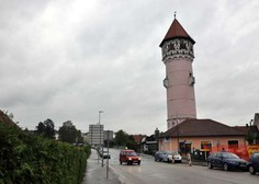 V Brežicah bodo prenovljeni vodovodni stolp namenili turizmu