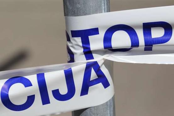 Policija potrdila nasilno smrt ženske na območju Slovenske Bistrice
