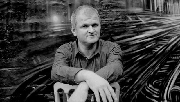 Jani Virk: »Brez svetov literature, filma, glasbe, slikarstva bi bili zaprti v kletko brez izhoda« (foto: Mike Crawford)
