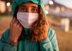 V torek potrdili 1089 okužb, v Sloveniji doslej potrdili 35 primerov angleške različice
