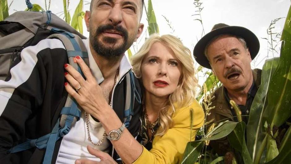 Pretresljiva izpoved zvezde serije Šverc komerc: Šlo je za napad pedofila, tresla sem se do kosti! (foto: POP TV)