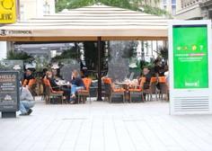 Na Hrvaškem 1. marca odpirajo terase gostinskih lokalov