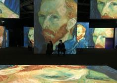 Montmartre izpod čopiča Vincenta van Gogha prvič na ogled javnosti
