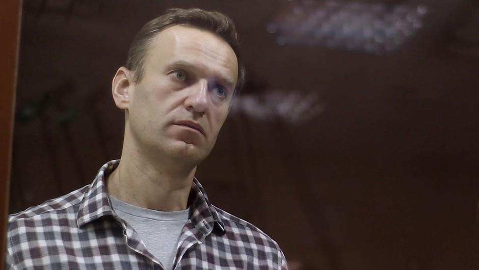 Zaporno kazen bo Aleksej Navalni odslužil v kazenski koloniji (foto: profimedia)