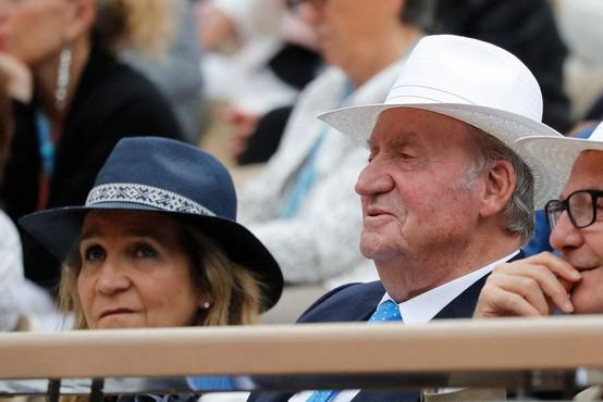Španski kralj Juan Carlos odštel še skoraj 4,4 milijona davčnega dolga