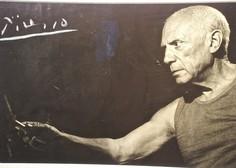 Za Picassovo sliko Ženska z baretko naj bi iztržili od 10 do 15 milijonov