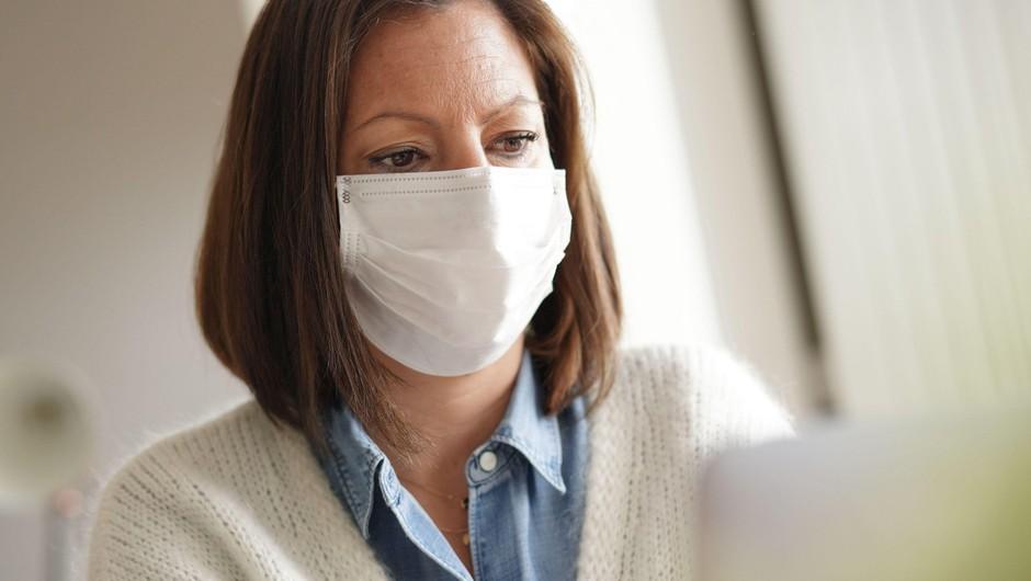 Podatki stagnirajo, 7-dnevno povprečje okužb je 768, za prehod v rumeno fazo šele pod 600 (foto: Profimedia)