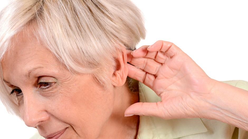 Okoli četrtina Zemljanov bo glede na ocene do leta 2050 vsaj delno izgubila sluh (foto: Profimedia)