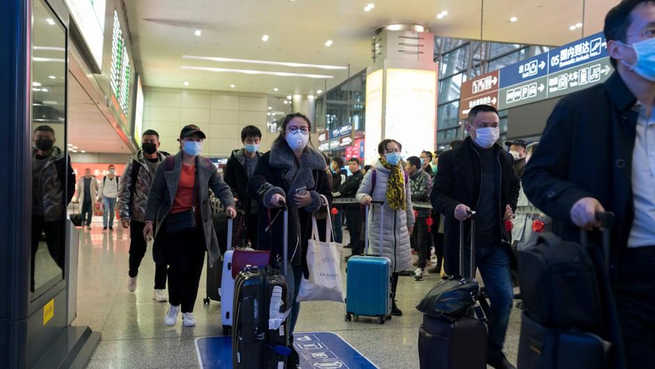 Ob vstopu na Kitajsko lahko pričakujete analni test na koronavirus (foto: Shutterstock)