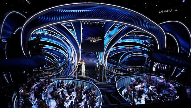 Festival Sanremo letos prvič brez gledalcev na prizorišču (foto: Shutterstock)