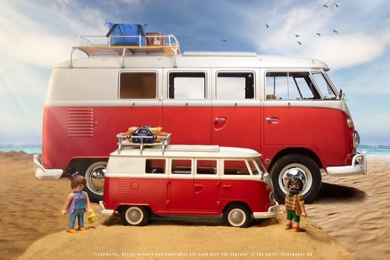 Volkswagnov minibus prvič na voljo tudi kot miniatura v merilu 1:18