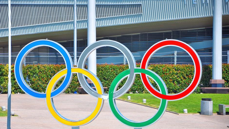 Poletne olimpijske igre v Tokiu bodo verjetno potekale brez gledalcev iz tujine (foto: Shutterstock)