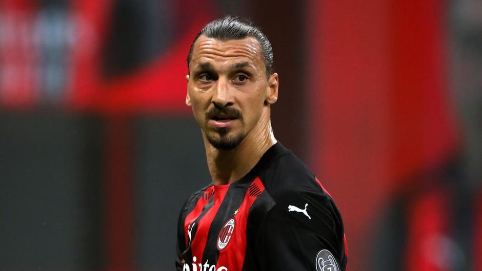 Ibrahimović spet polni časopise, tokrat nekaj nepričakovanega naredil na avtocesti (foto: Shutterstock)