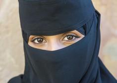 Švicarji na referendumu izglasovali prepoved nošenja pokrival, ki prekrivajo celoten obraz