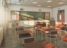 Dijaki prvih treh letnikov bodo spet zasedli dolgo prazne šolske klopi