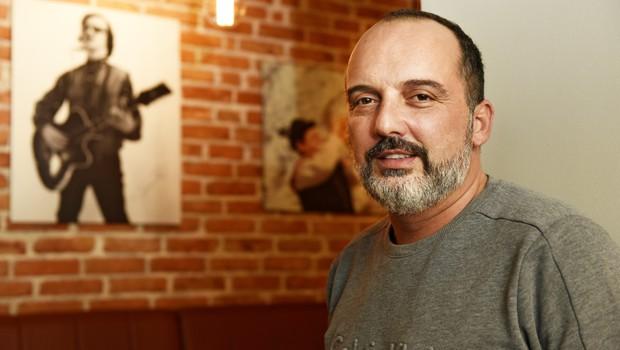 """Tony Cetinski: """"Srečen sem in prepričan, da bo moj sin čudovit oče!"""" (foto: Igor Zaplatil/Story)"""