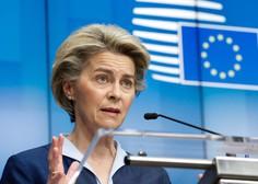 EU bi lahko od aprila prejemala po 100 milijonov odmerkov cepiva na mesec