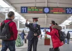 Kitajska uvedla covidni potni list za mednarodna potovanja