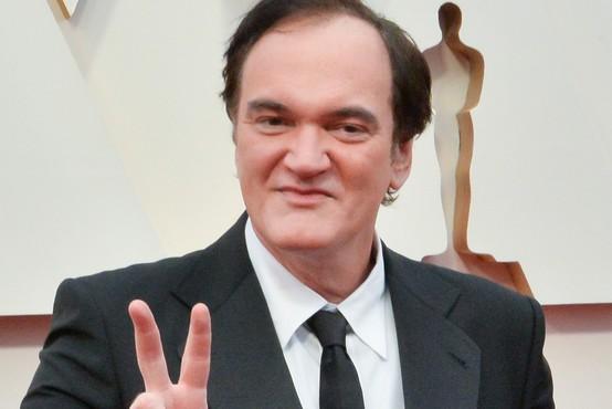Tarantinov roman Bilo je nekoč ... v Hollywoodu izide konec junija