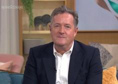 """""""Ne verjamem niti besede,"""" je v eter o Meghan rekel Piers Morgan in se soočil z gnevom na Twitterju"""