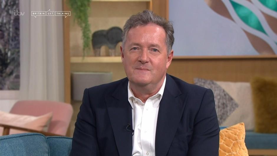 """""""Ne verjamem niti besede,"""" je v eter o Meghan rekel Piers Morgan in se soočil z gnevom na Twitterju (foto: profimedia)"""