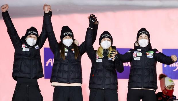 Junaki nordijskega svetovnega prvenstva rišejo nasmehe na obraz (foto: Promocijsko gradivo)