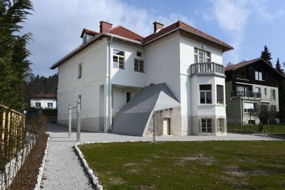 Prenovljena Vila Zlatica bo po odprtju obiskovalce vabila s svojimi meščanskimi interierji