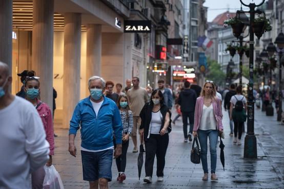 V Srbiji digitalna potrdila o cepljenju proti covidu-19