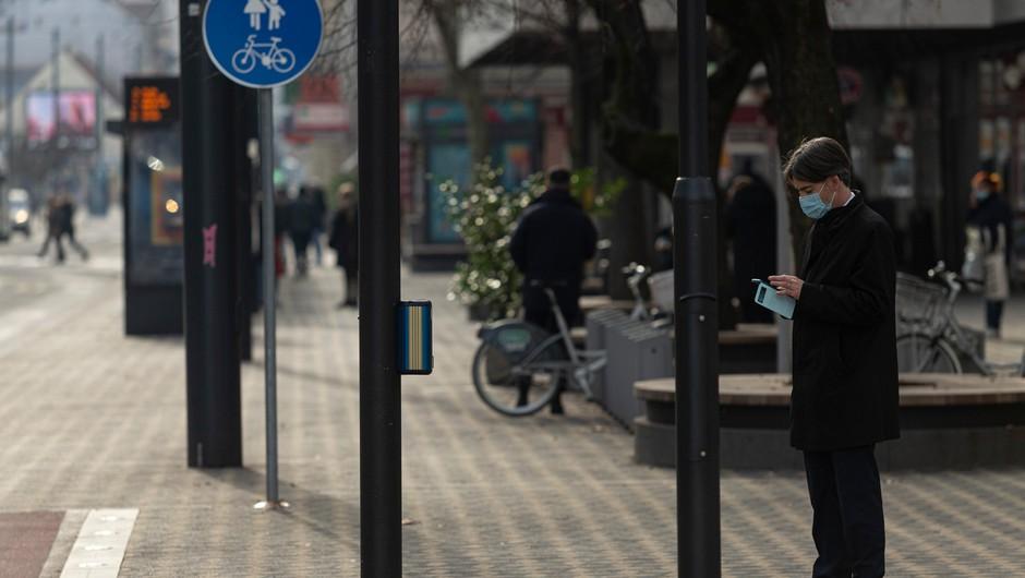 Vlada z 18. marcem podaljšuje razglasitev epidemije za 30 dni (foto: Profimedia)